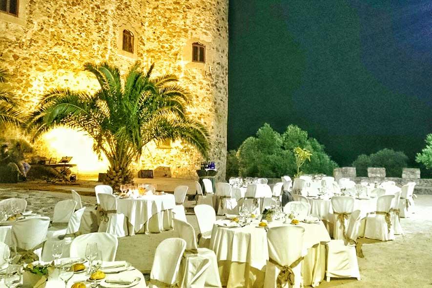 Boda en el Castillo de las Arguijuelas de Arriba